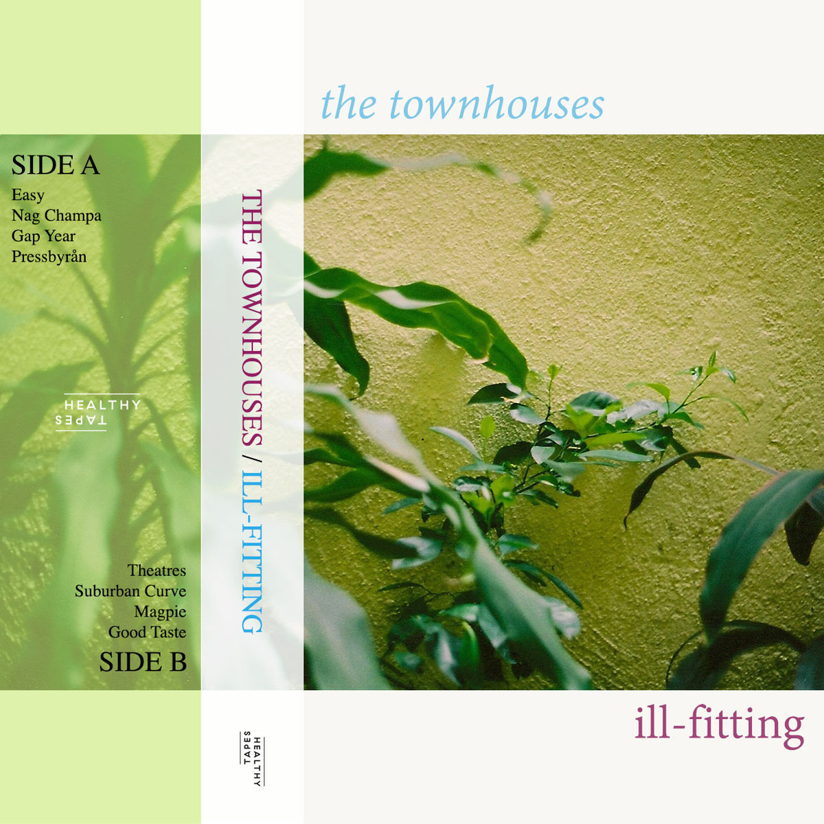 The Townhouses - Ill-Fitting