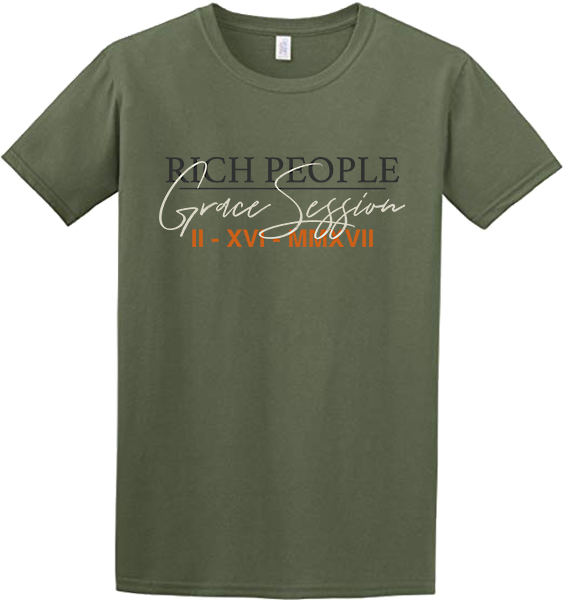 Rich People // Grace Session // Shirt Bundle