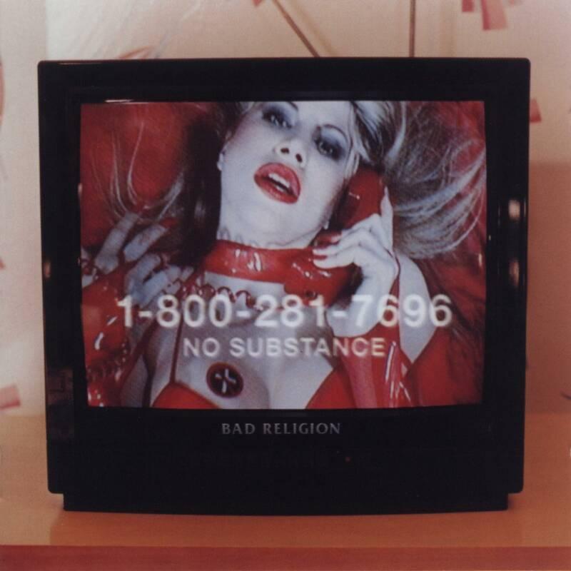 Bad Religion - No Substance LP