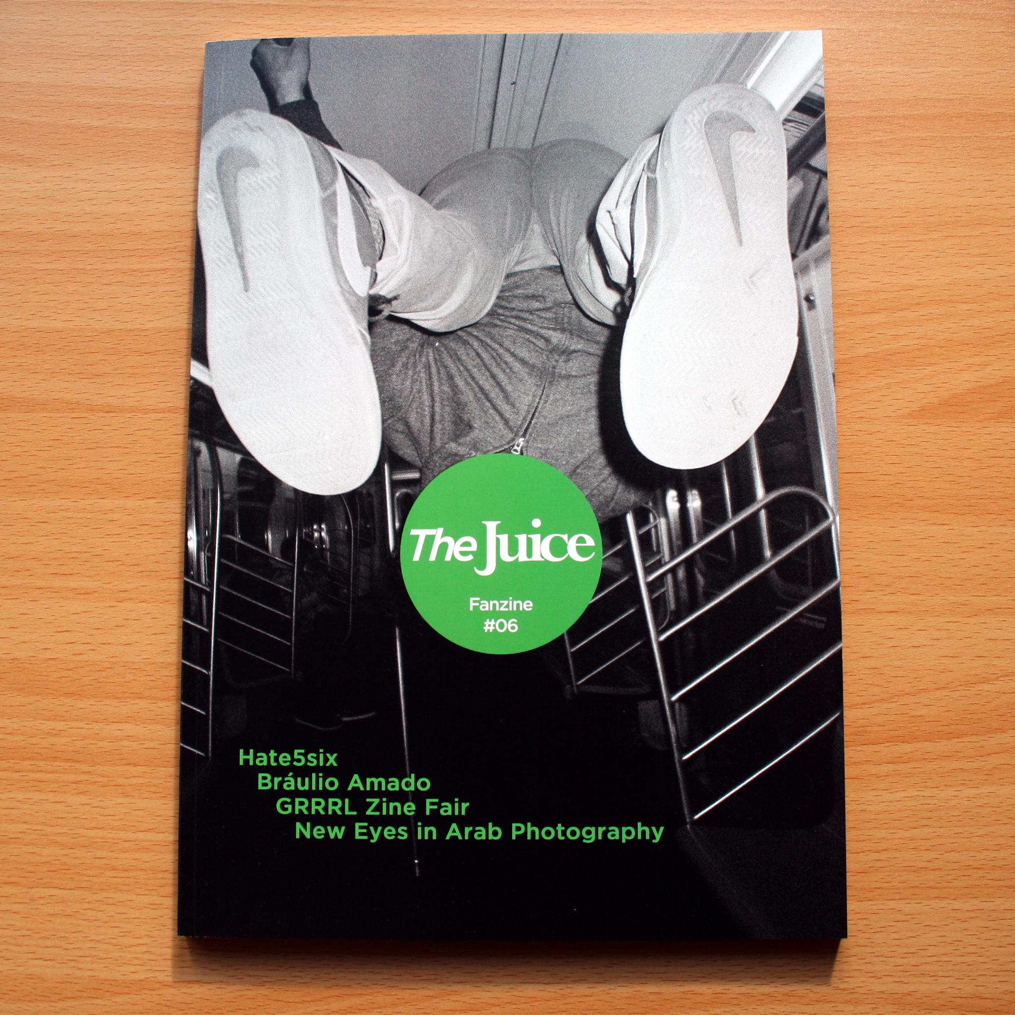 The Juice Fanzine #06