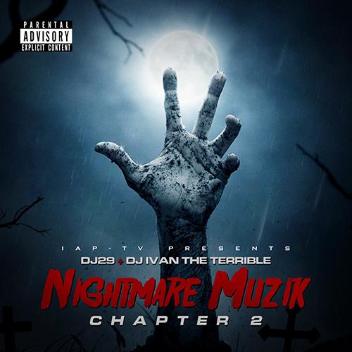 Various Artists - IAP-TV Presents Nightmare Muzik: Chapter 2