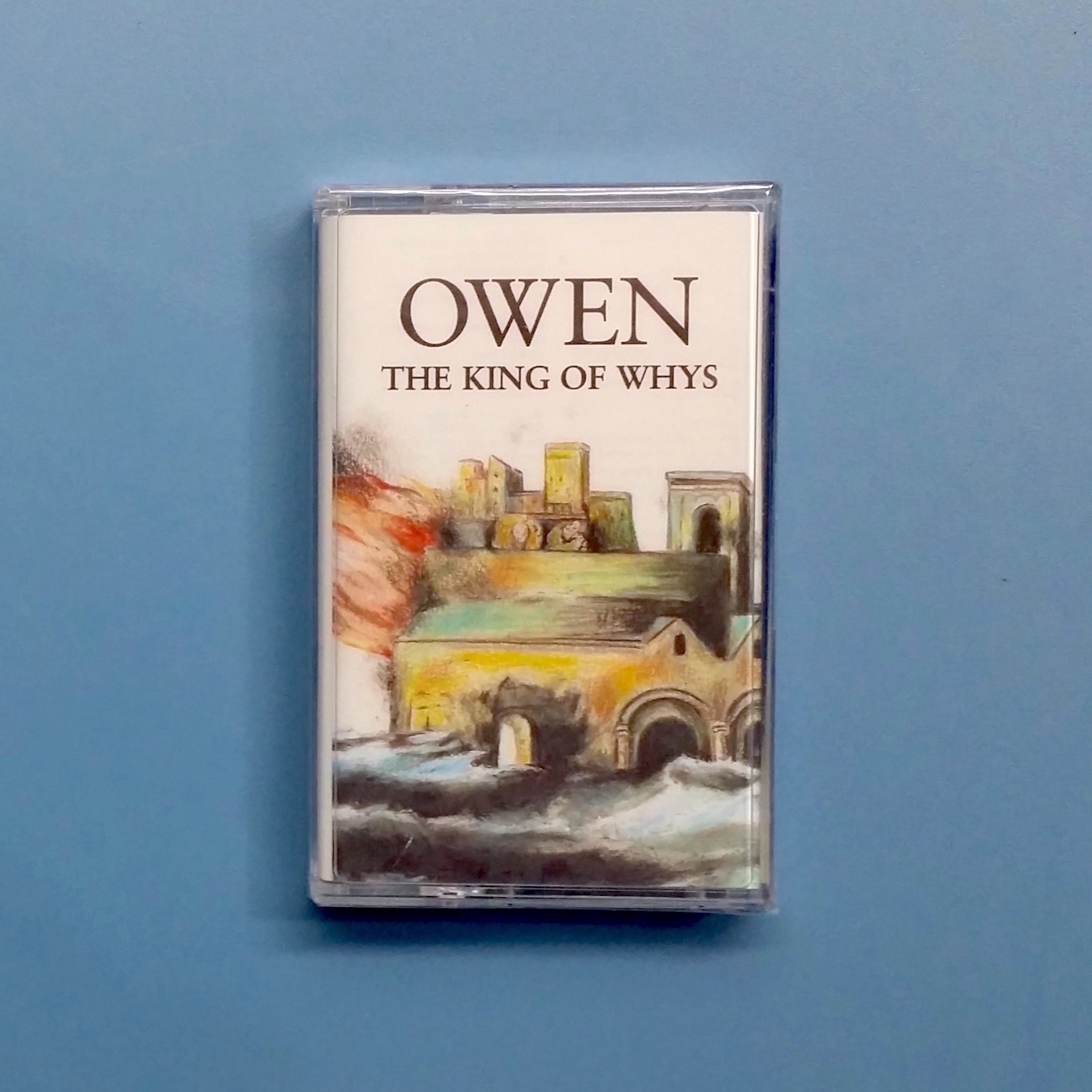 [SOLD] Owen - The King of Whys (Polyvinyl Records)