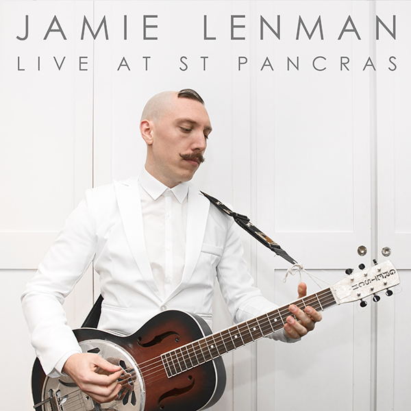 Jamie Lenman – Live at St Pancras – Double LP/DVD, CD/DVD