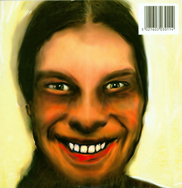 Aphex Twin ‎– I Care Because You Do 2 x 12