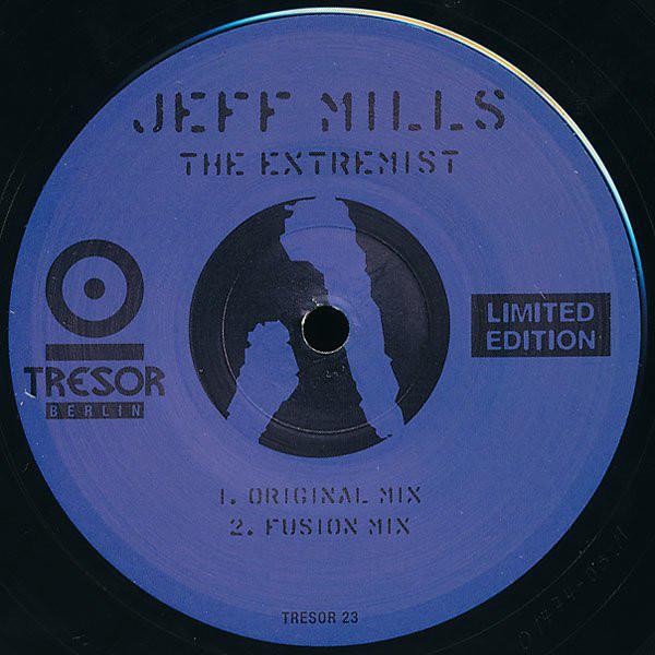 Jeff Mills – The Extremist (Tresor)
