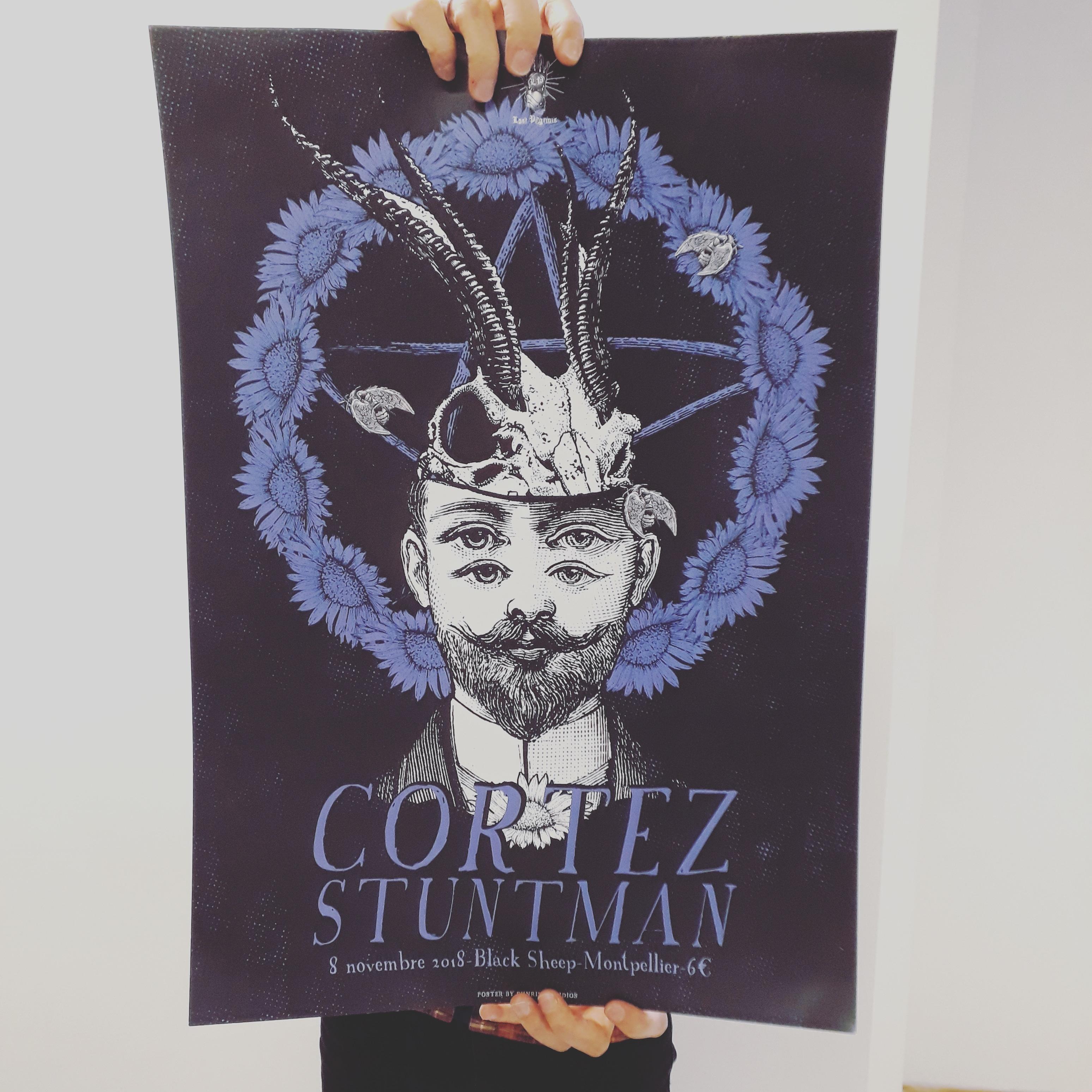 CORTEZ / STUNTMAN