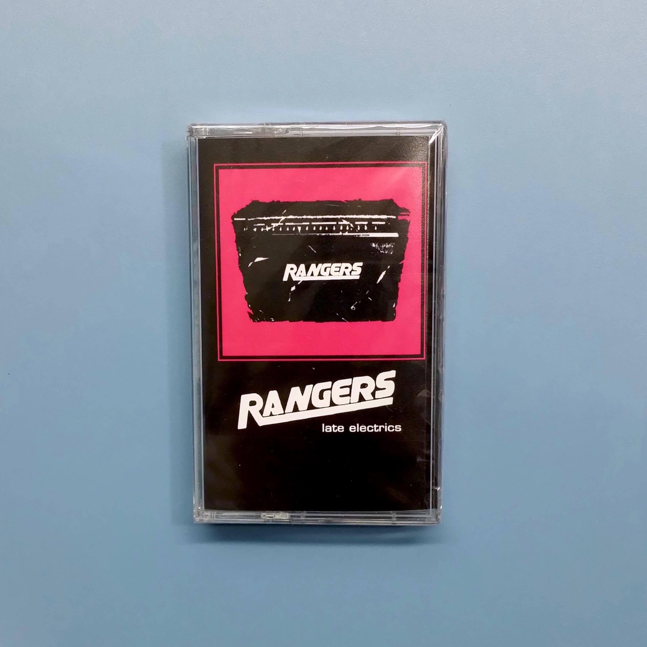 Rangers - Late Electrics (Doom Trip Records)