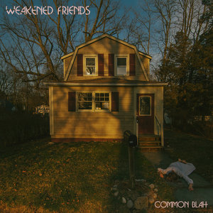 Weakened Friends - Common Blah LP