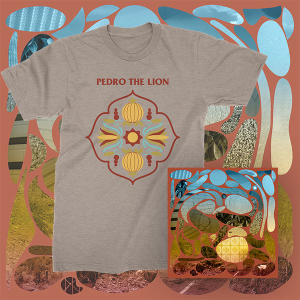 Pedro The Lion – Phoenix  - LP/CD + T-Shirt Bundle