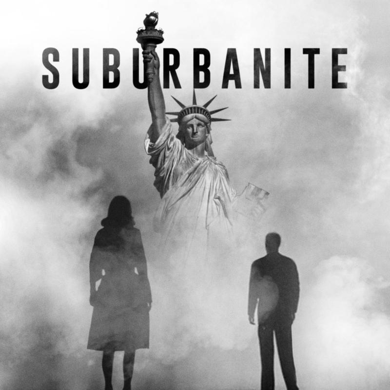 SUBURBANITE - SELF TITLED LP