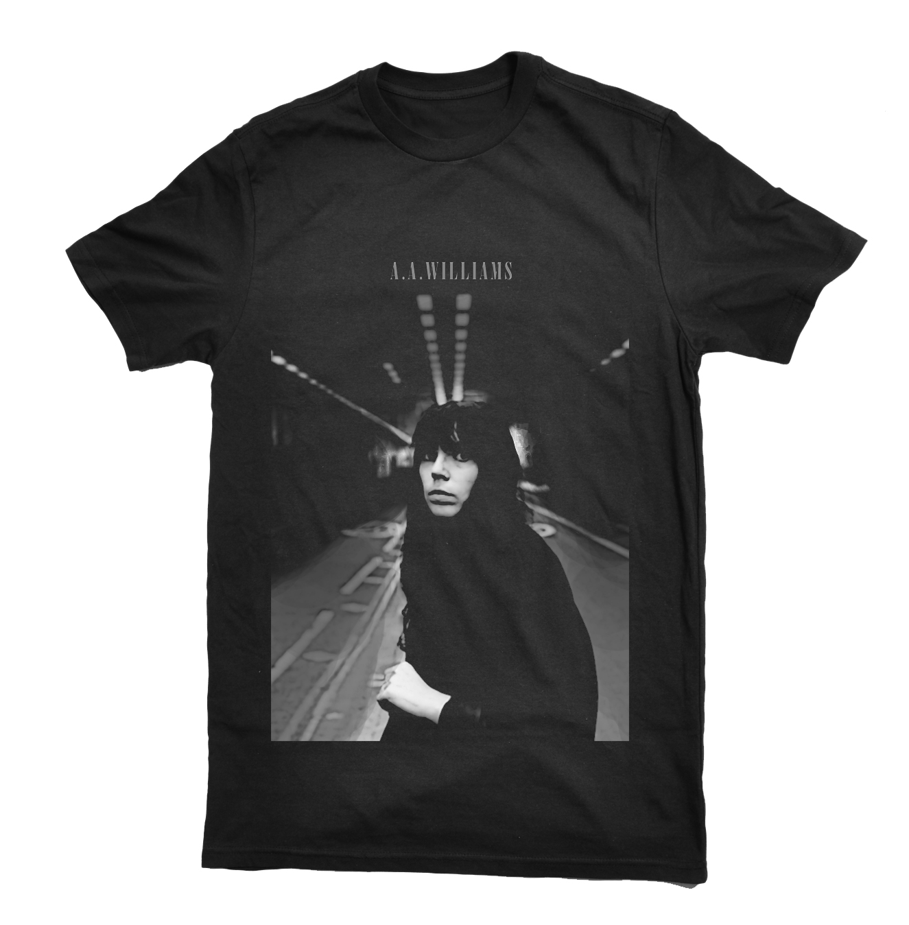 A.A.Williams - S/T shirt