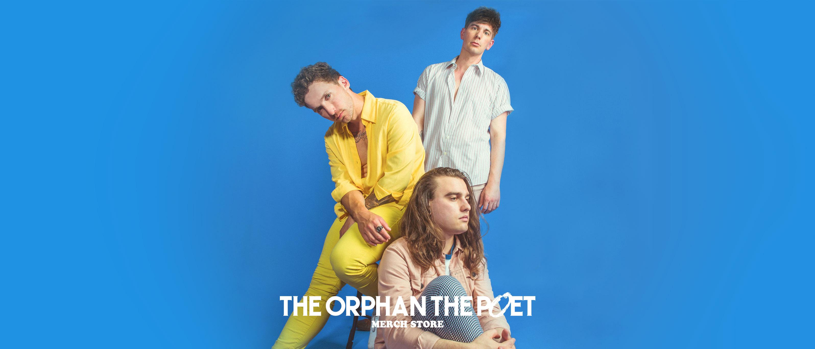 The Orphan The Poet Merch Store
