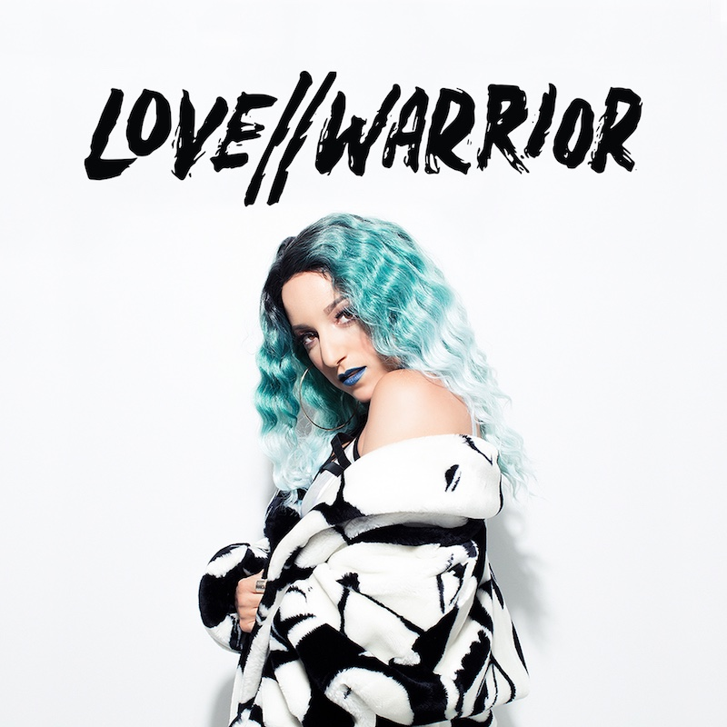 Frankie Simone - LOVE//WARRIOR