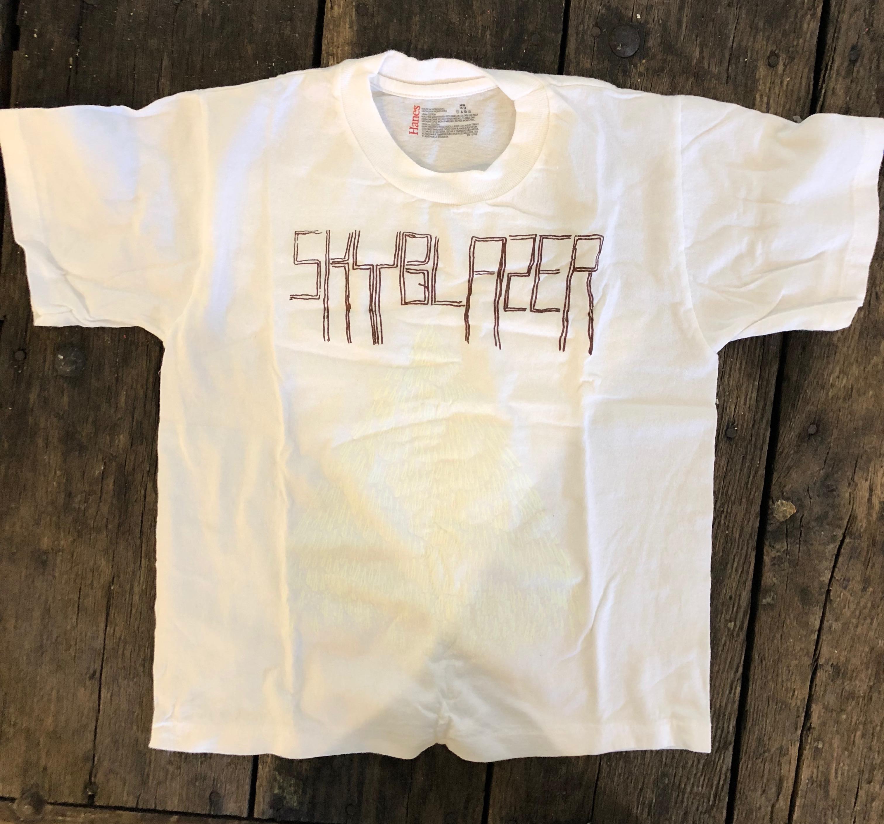 Skyblazer Glow-in-the-dark Shirt for kids! ON SALE NOW!