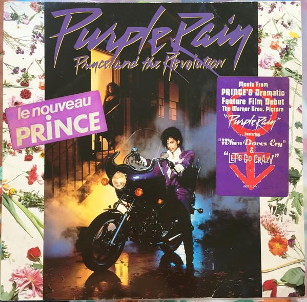 Prince And The Revolution – Purple Rain LP (Warner Bros. Records)