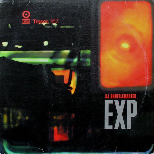 DJ Shufflemaster – EXP 2  x 12