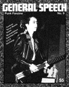 General Speech Fanzine