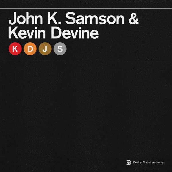 Kevin Devine / John K. Samson - Split 7