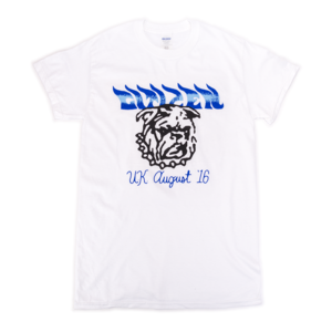 UK Tour '16 Bulldog T-Shirt