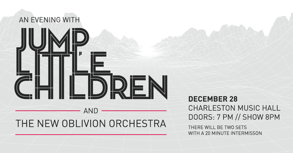 Second Row VIP - An Evening w/ Jump, Little Children & The New Oblivion Orchestra
