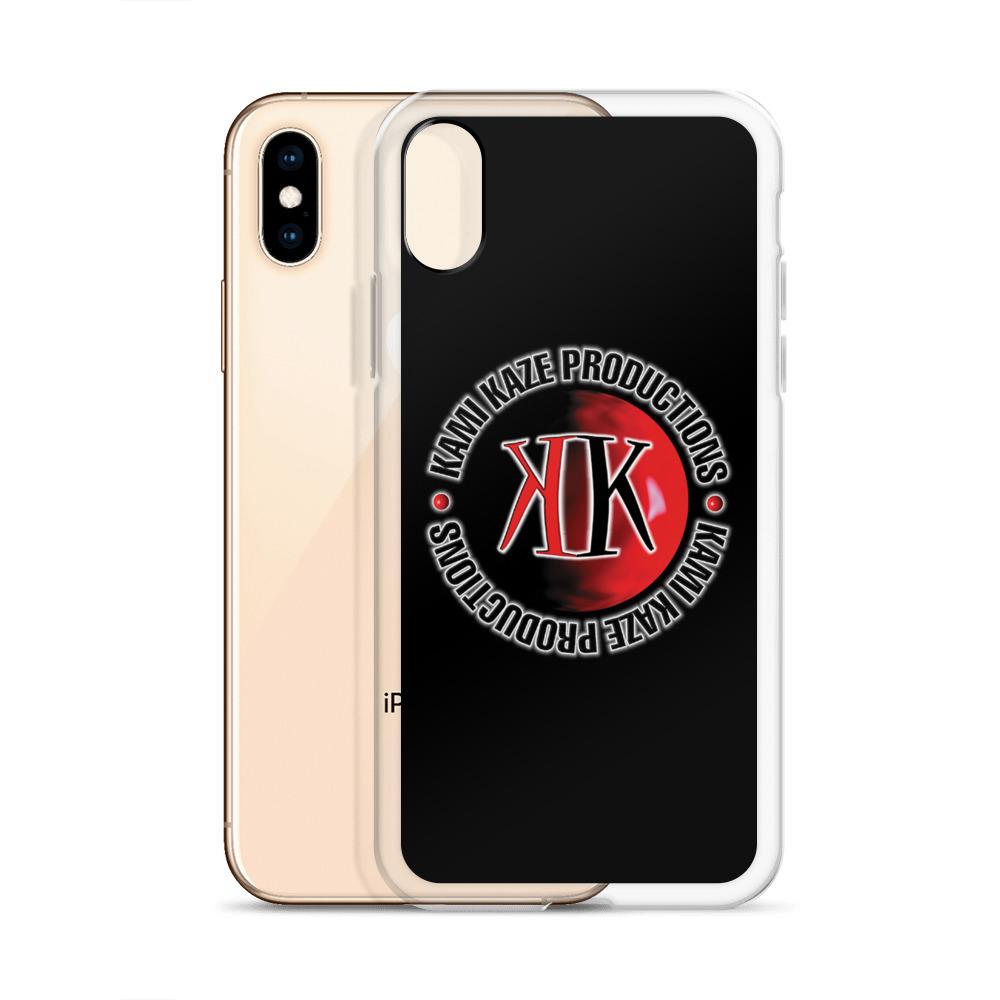 Kami Kaze Productions iPhone Case (X, XS, XS Max, XR)