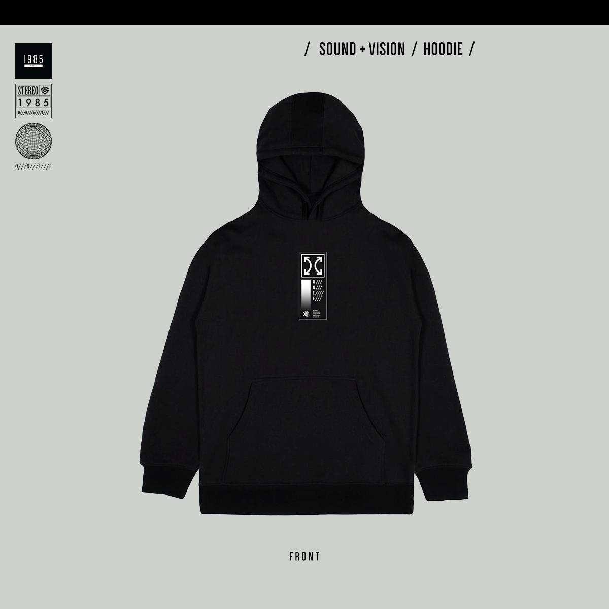 Sound + Vision Hoodie