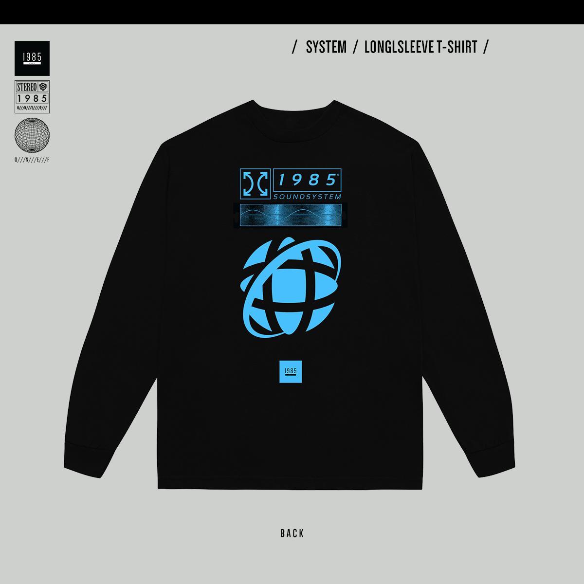 System Longsleeve T-Shirt