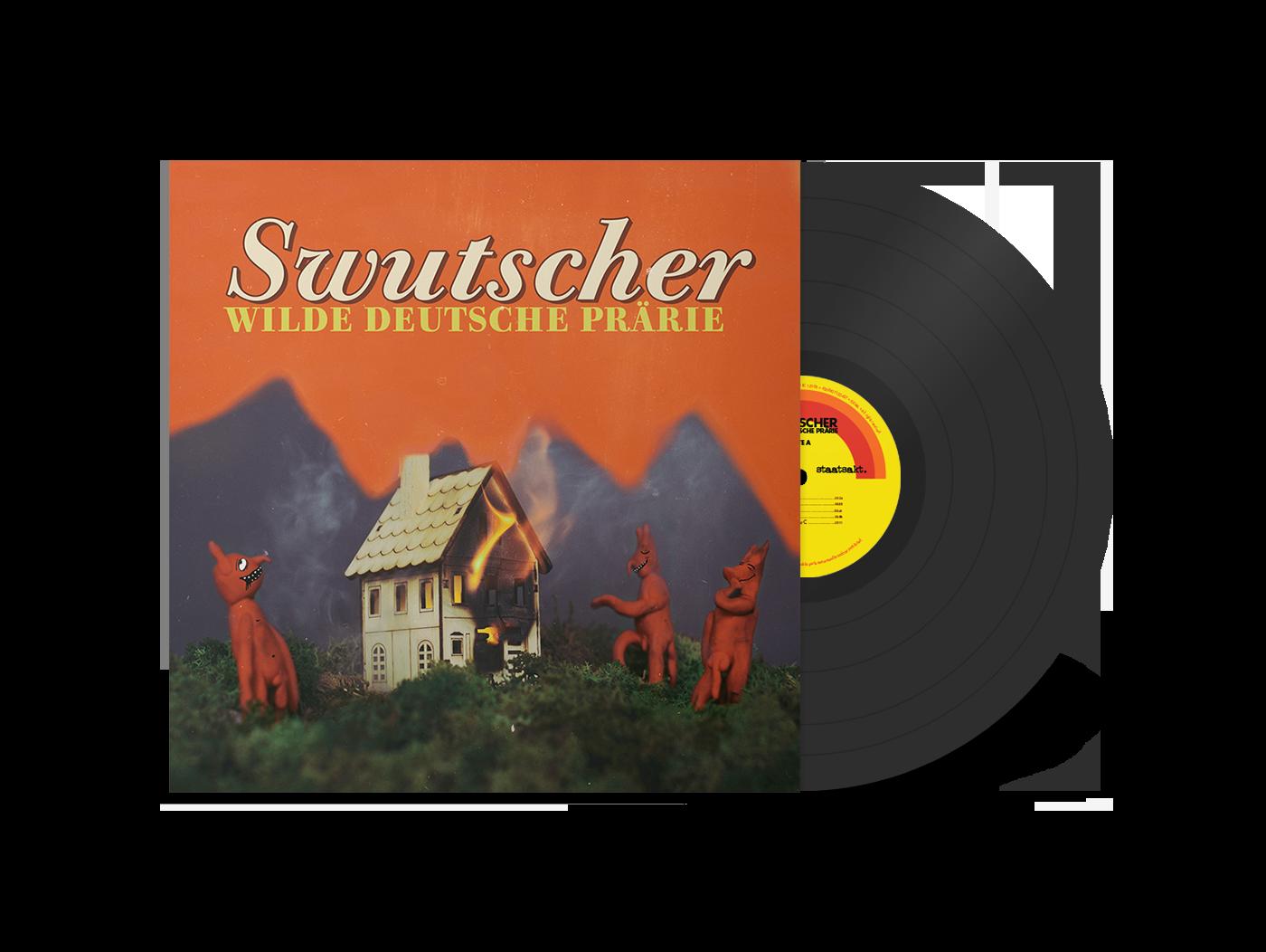 Wilde Deutsche Prärie [LP]