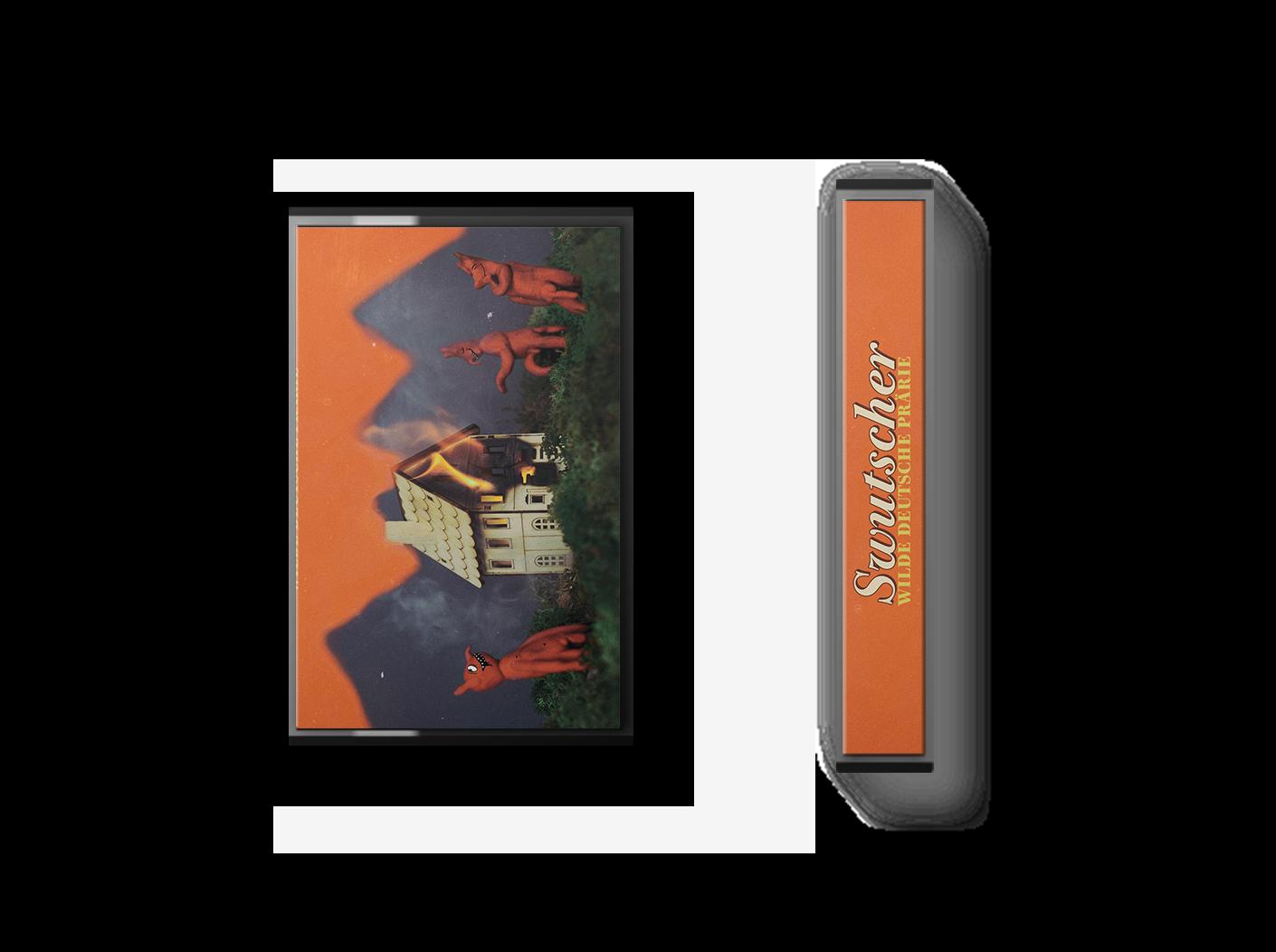 Wilde Deutsche Prärie [Cassette]