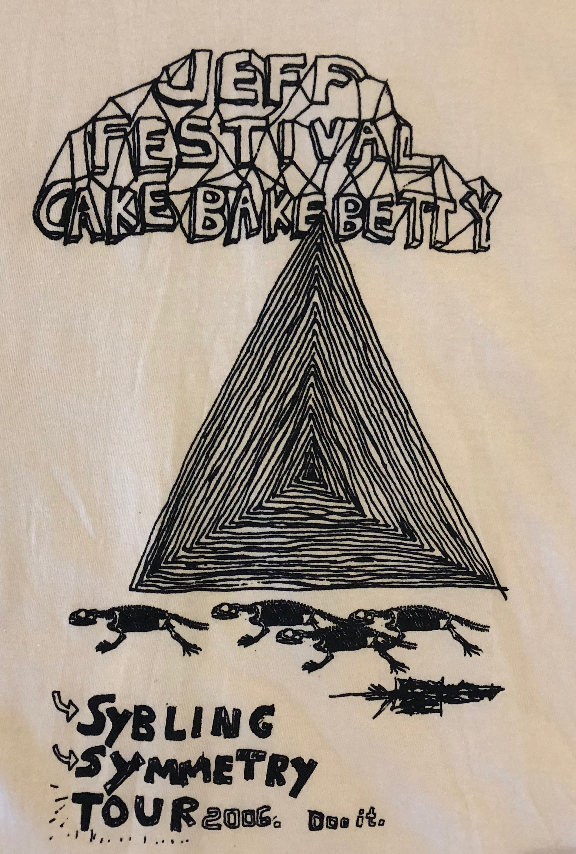 Vintage 2006 SYBLING SYMMETRY TOUR Shirt ON SALE!