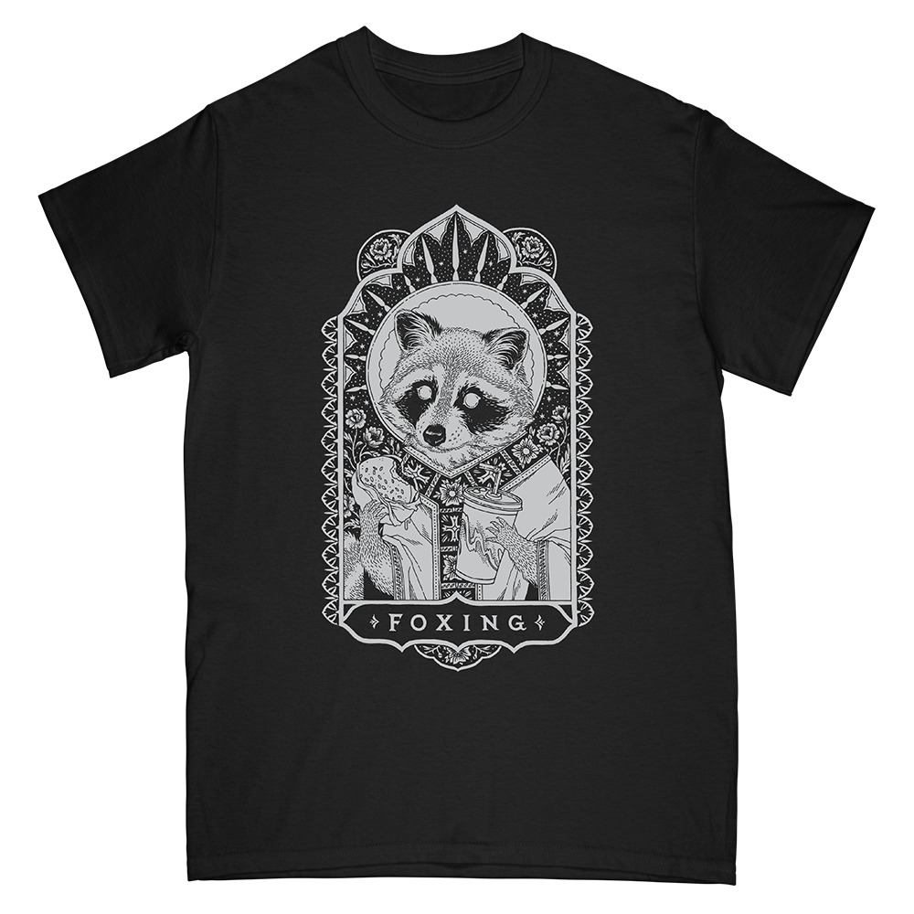 e6e58a02b4 Raccoon Pope Tee
