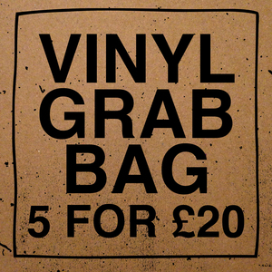 Vinyl Grab Bag - 5 records for £20
