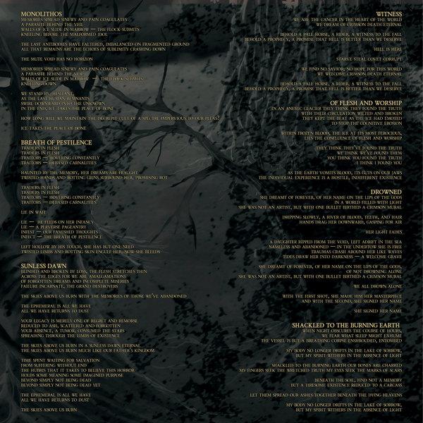 Glacial Tomb (CD)