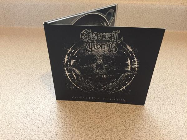 Cognitive Erosion EP (CD)