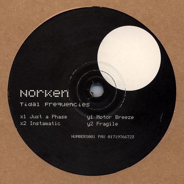 Norken – Tidal Frequencies (Numbers)