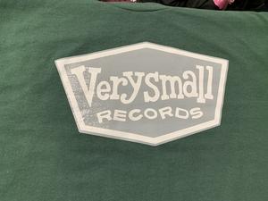 Very Small Records Original Logo T-Shirt