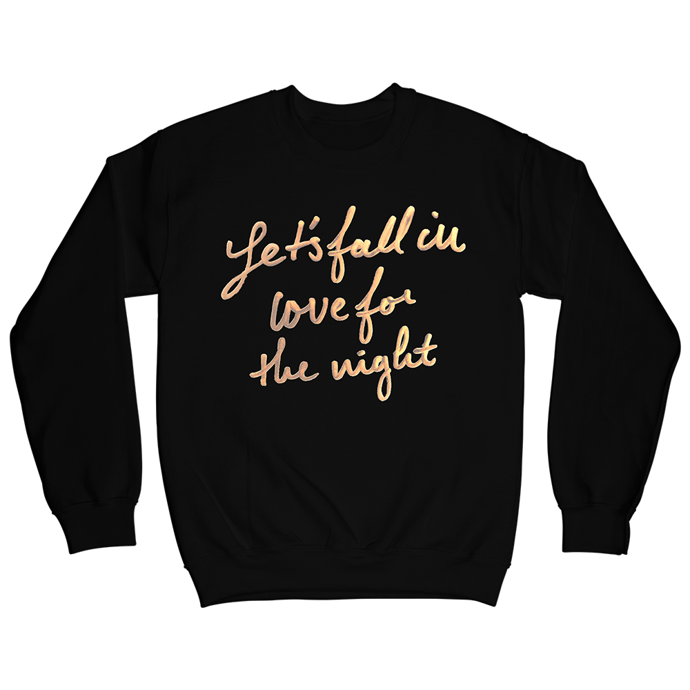 Let's Fall In Love Crewneck