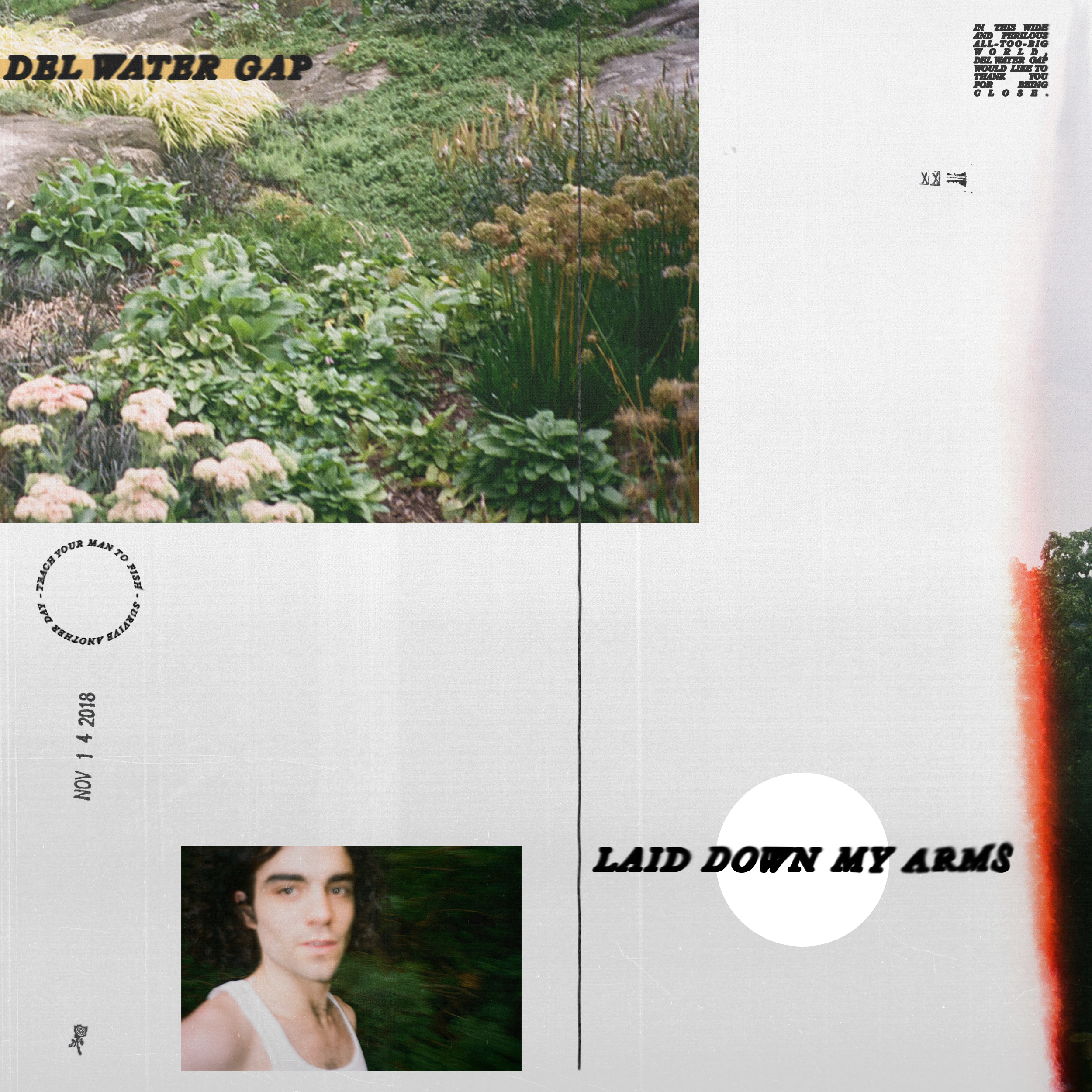 Del Water Gap - Laid Down My Arms