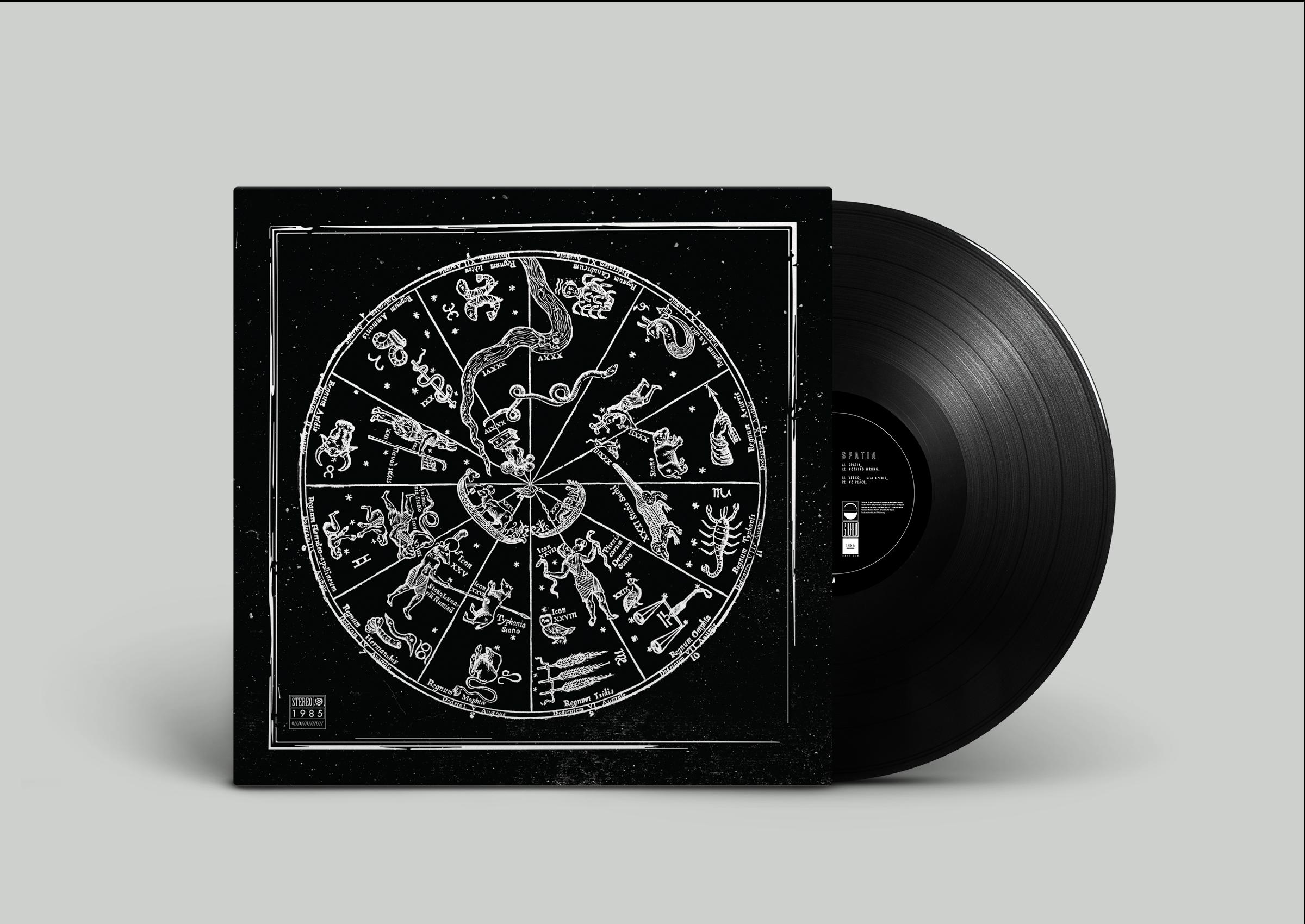 ONEF014 - Monty - Spatia EP