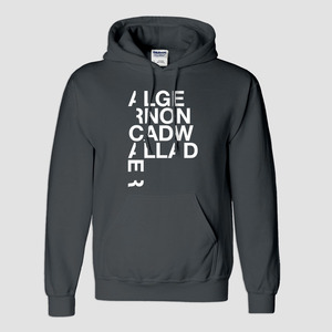 Algernon Cadwallader - Hooded Sweatshirt
