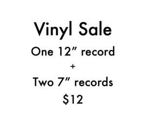 Mystery Vinyl Bundle