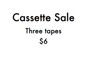 Mystery Cassette Bundle