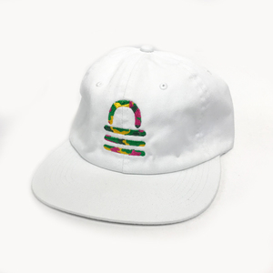 Lockin' Out - Camo Lock Hat (White)