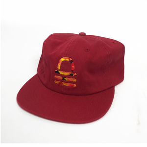 Lockin' Out - Camo Lock Hat (Red)