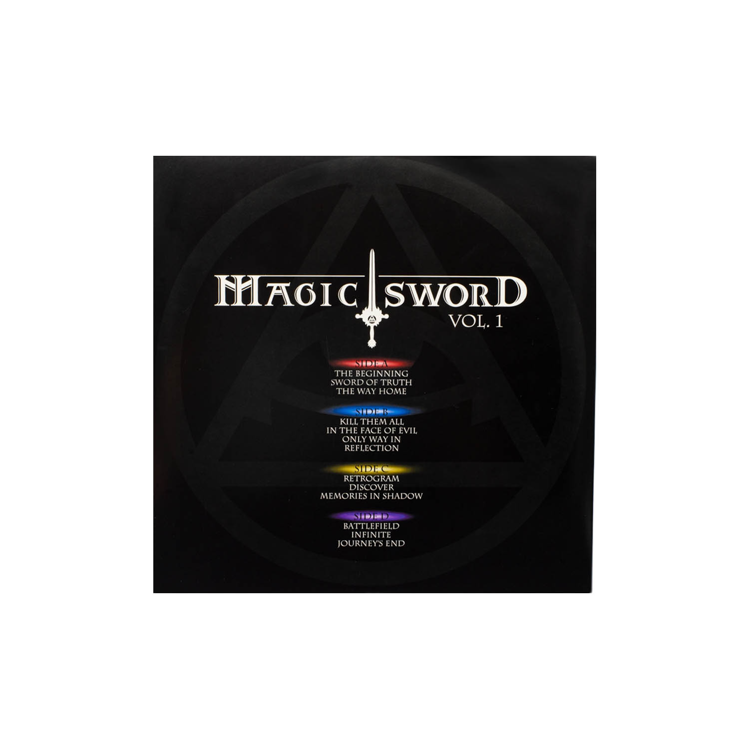Magic Sword - Vol. 1 Deluxe