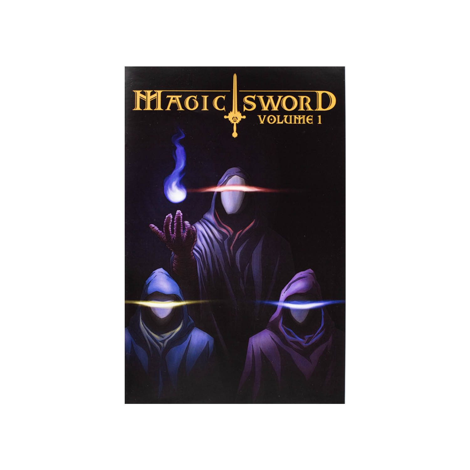 Magic Sword - Vol. 1 Deluxe - Sold Out