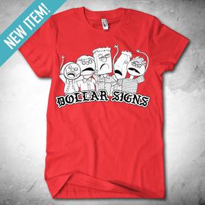 Dollar Signs -