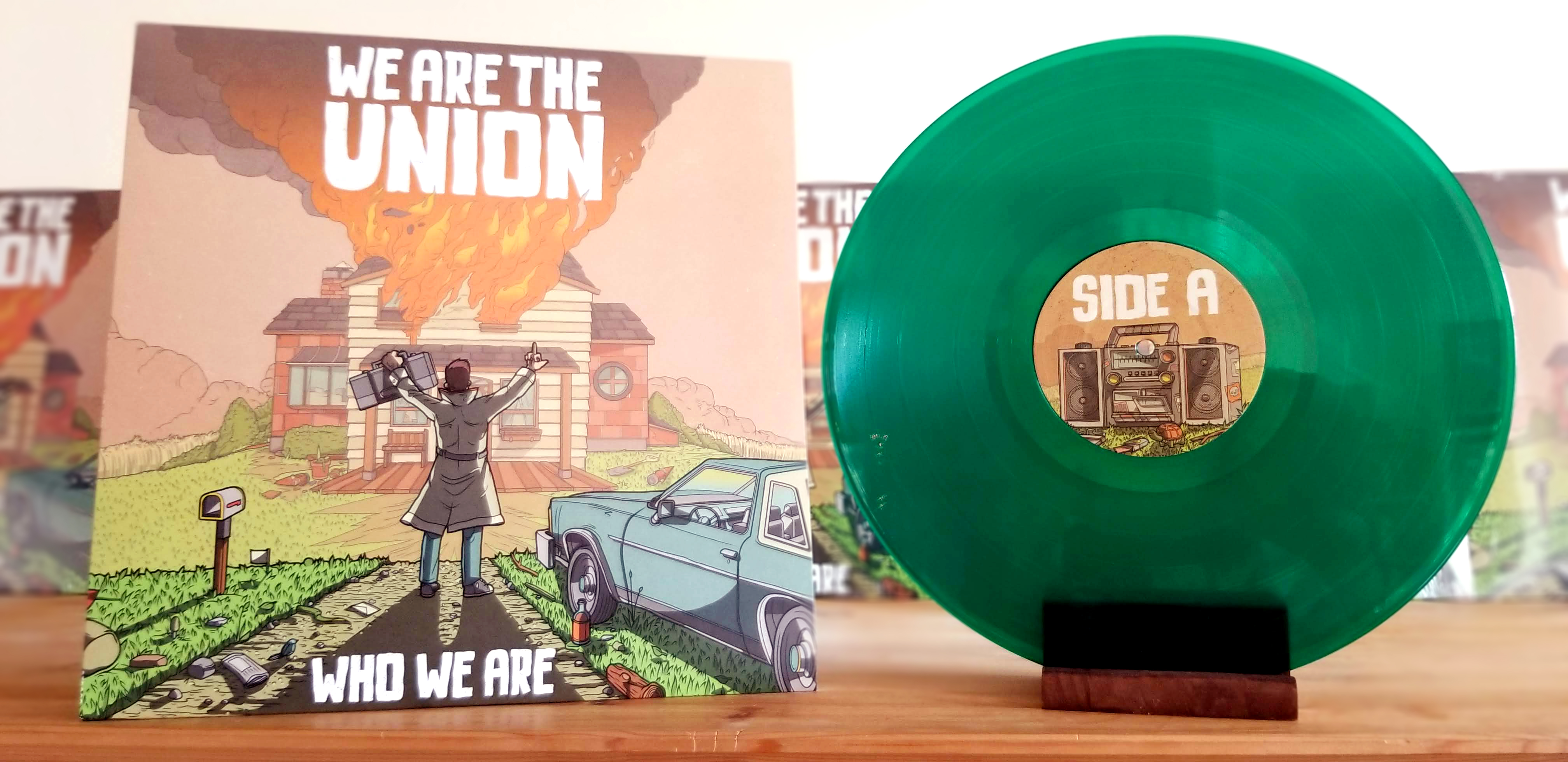 We Are The Union -