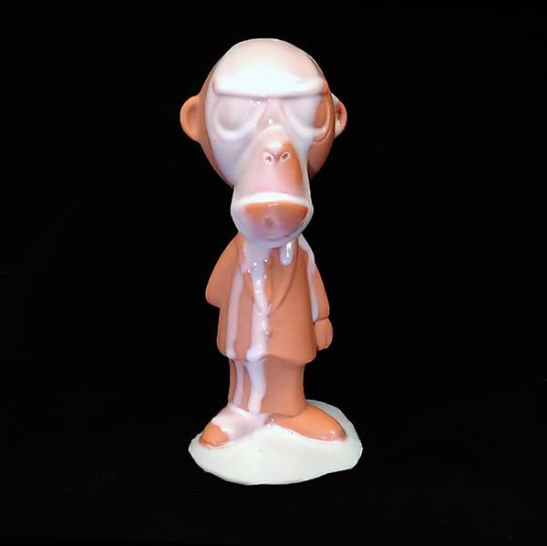 Mini Assassin Monkey - Melted PSL Variant