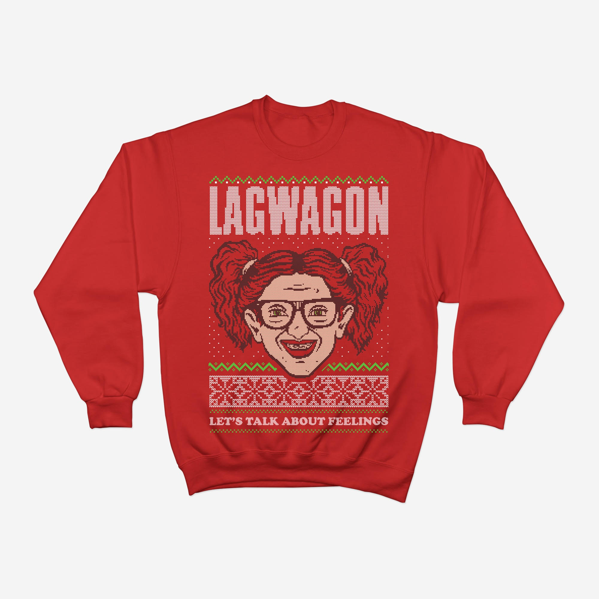 LTAF Ugly Christmas Sweater